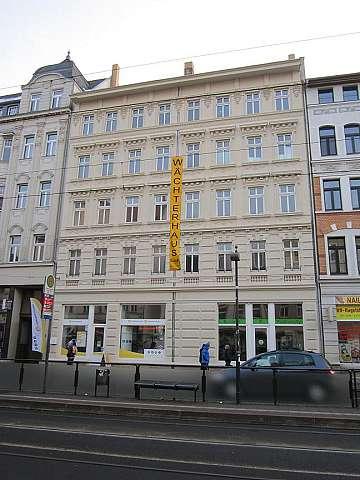 nach der Fassadensanierung Anfang 2014