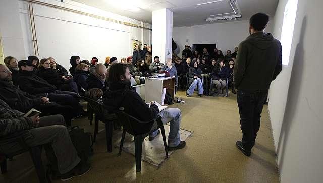 Veranstaltung für Hausgruppen im Pöge-Haus (Januar 2012)