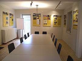 Kompetenzzentrum und Ausstellungsraum