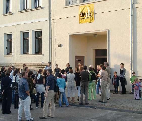 Eröffnung der Delitzscher Straße 3, 2010